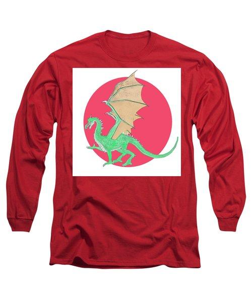 Dragon Illustration 1 Long Sleeve T-Shirt