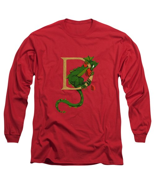 Dragon Letter D 2016 Long Sleeve T-Shirt