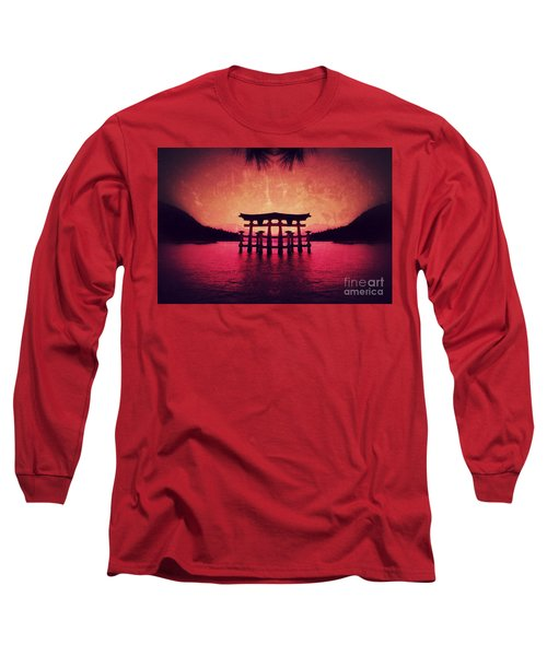 Dream Of Japan Long Sleeve T-Shirt