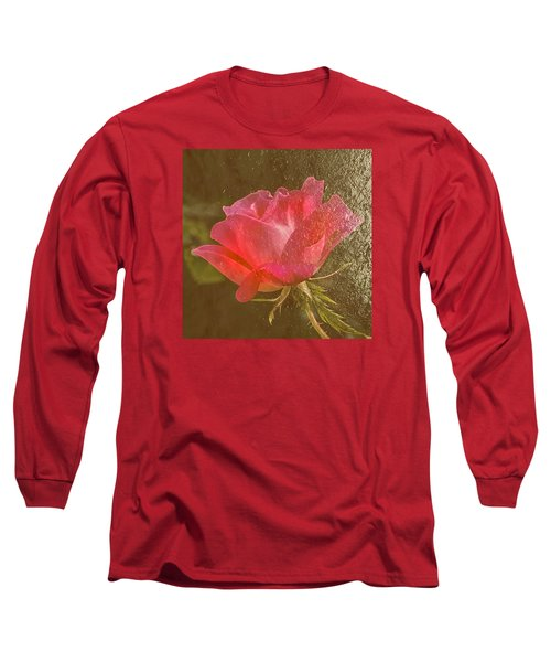 Dressed In Gold Long Sleeve T-Shirt by Susi Stroud