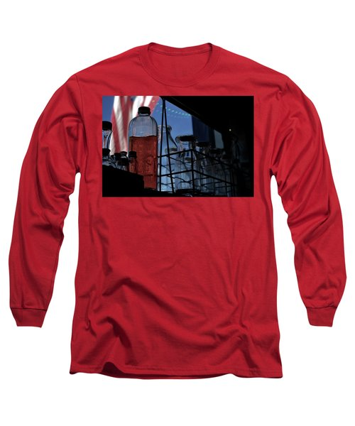 Drinking From The Wrong Bottle Long Sleeve T-Shirt