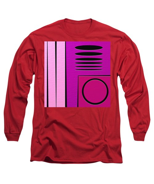 Drop Long Sleeve T-Shirt by Ely Arsha