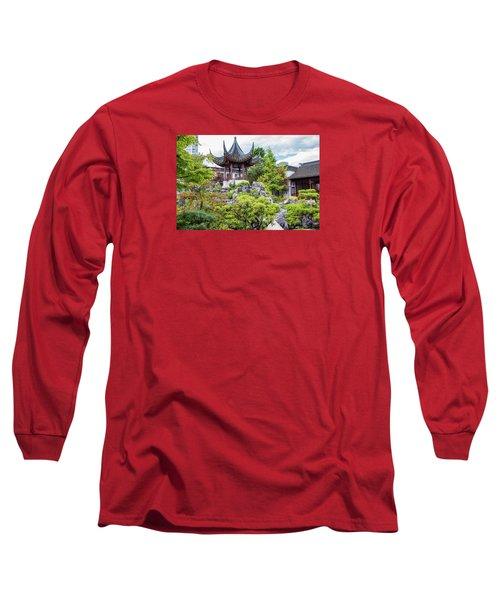 Dr. Sun Yat Sen Classical Chinese Garden, Vancouver Long Sleeve T-Shirt