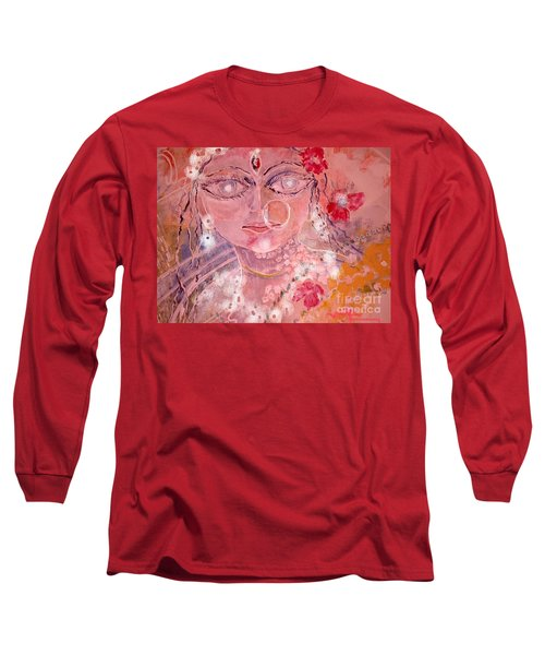 Durga Long Sleeve T-Shirt