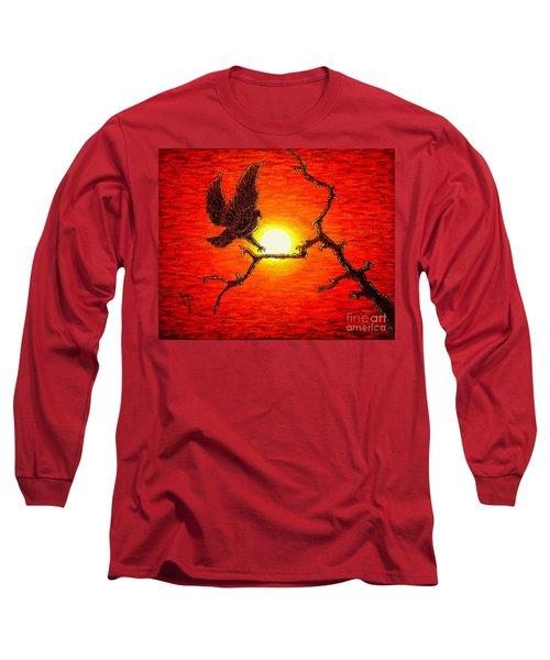 Eagle B2 Long Sleeve T-Shirt