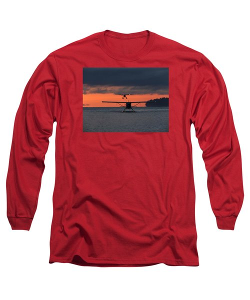 Early Arrivals Long Sleeve T-Shirt by Mark Alan Perry