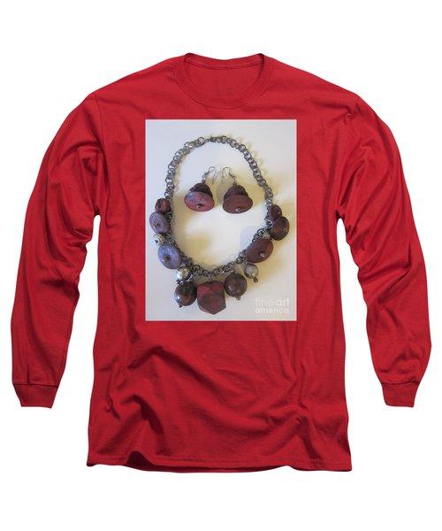 Earth 3 Long Sleeve T-Shirt