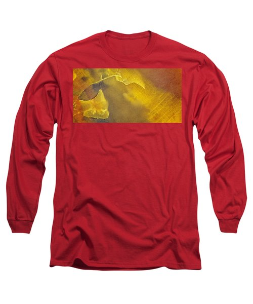 Earth Portrait 001-120 Long Sleeve T-Shirt