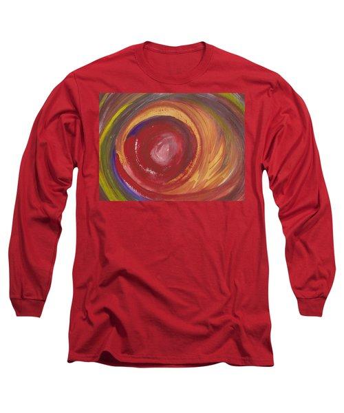 Earth Storm  Long Sleeve T-Shirt