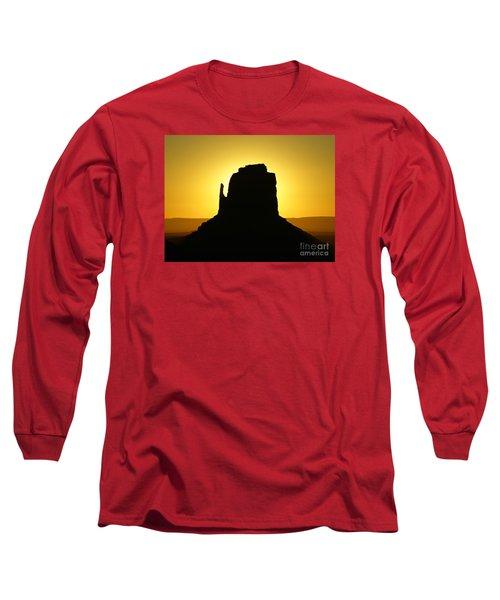 East Mitten Butte Long Sleeve T-Shirt