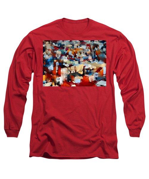 Echoes Of Civilization  Long Sleeve T-Shirt