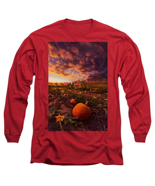 Echos You Can See Long Sleeve T-Shirt