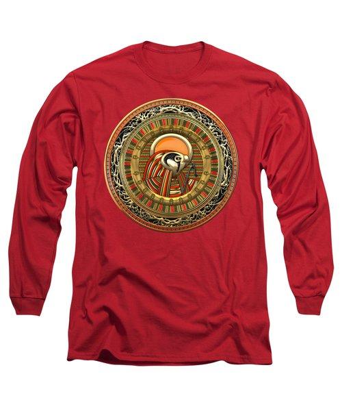 Egyptian Sun God Ra Long Sleeve T-Shirt