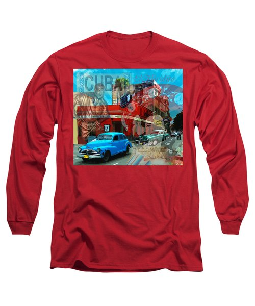 El Foridita Long Sleeve T-Shirt