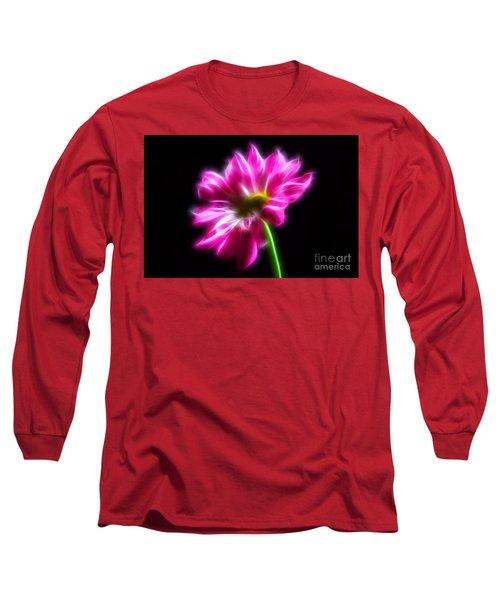 Pink Surprise Long Sleeve T-Shirt