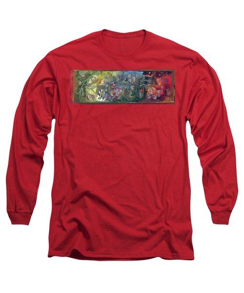 Elemental Bubbles Long Sleeve T-Shirt