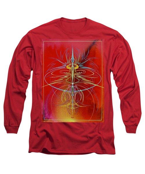 Elijah's Whirl Wind  Long Sleeve T-Shirt