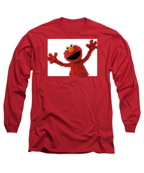 Elmo Long Sleeve T-Shirt