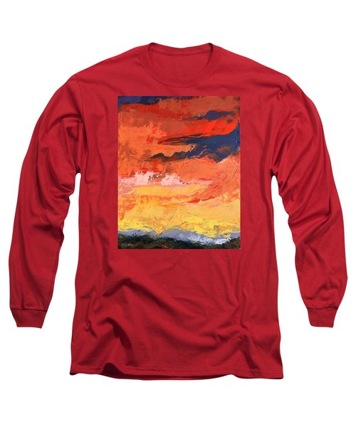 Embrace Long Sleeve T-Shirt by Nathan Rhoads