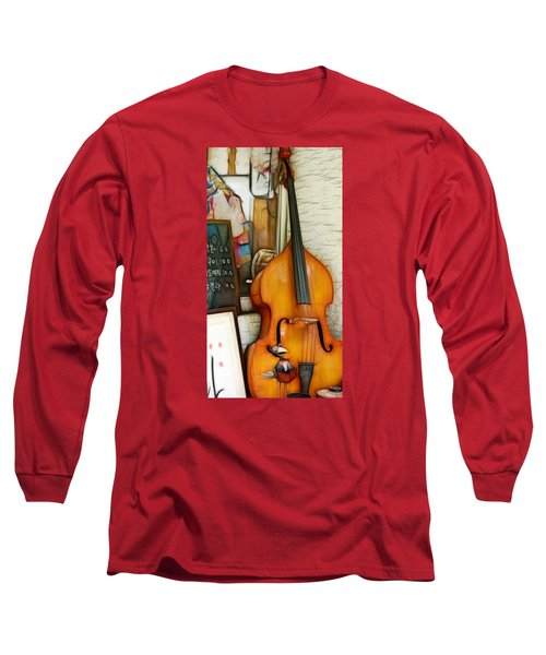 Long Sleeve T-Shirt featuring the photograph Embraced by Cameron Wood