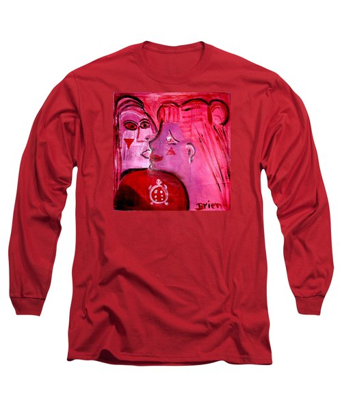 Embracing Picasso Long Sleeve T-Shirt