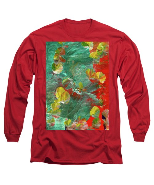 Emerald Island Long Sleeve T-Shirt