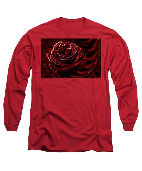 Endless Love Long Sleeve T-Shirt by Gabriella Weninger - David