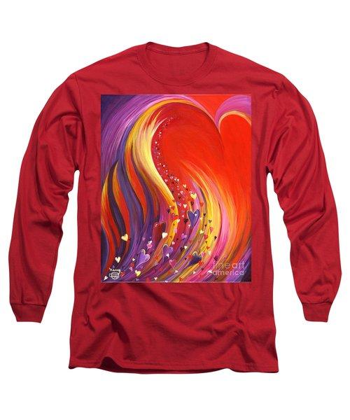 Arise My Love Long Sleeve T-Shirt