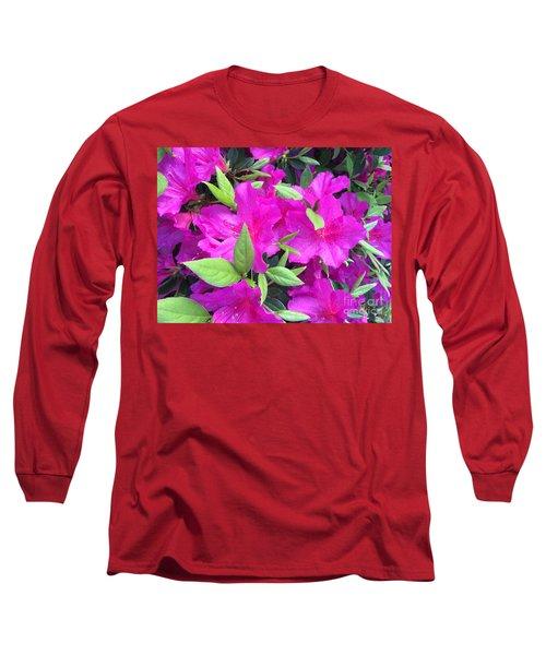 Enjoy The Beauty Masters Week Long Sleeve T-Shirt