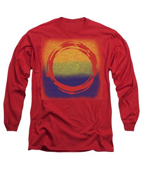 Enso 7 Long Sleeve T-Shirt