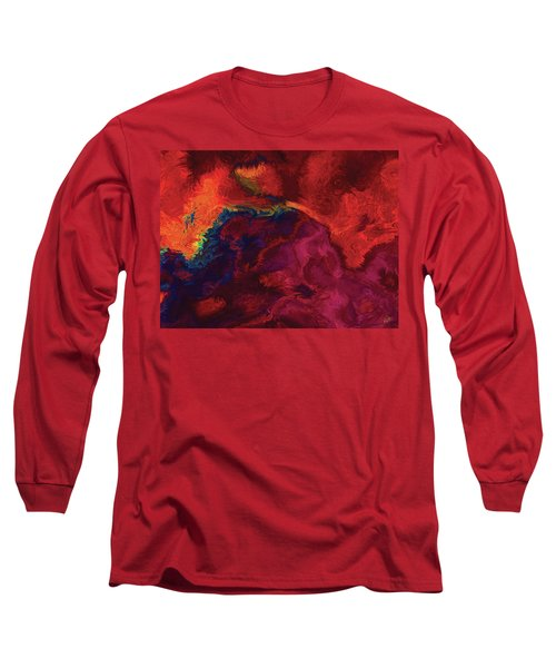 Enticing The Bull Long Sleeve T-Shirt
