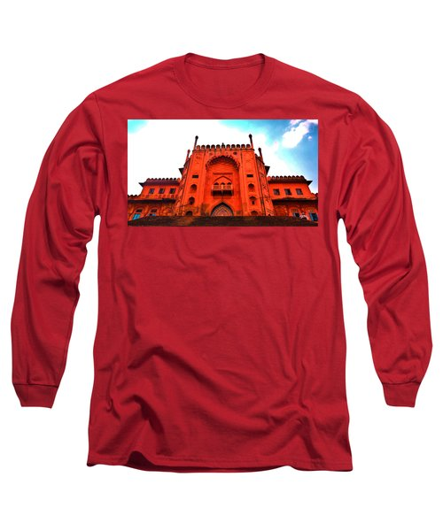 #entrance Gate Long Sleeve T-Shirt