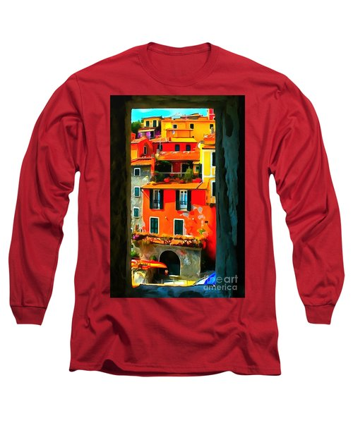 Entry Way Painting Long Sleeve T-Shirt