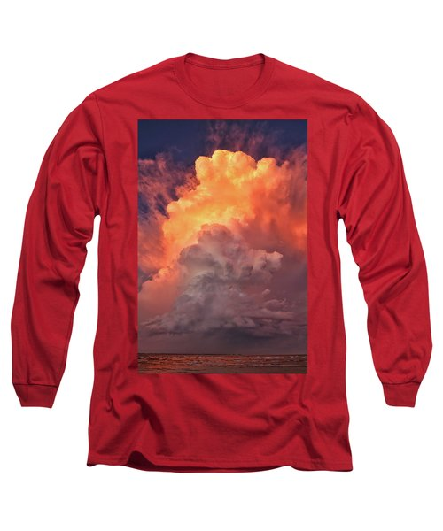 Epic Storm Clouds Long Sleeve T-Shirt