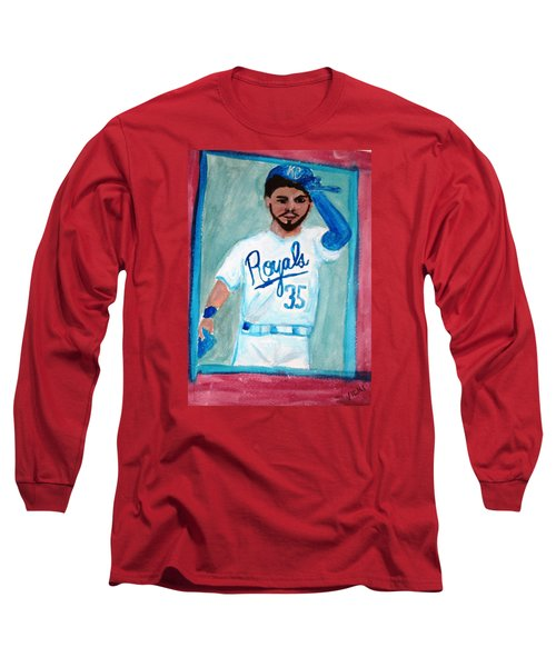 Eric Long Sleeve T-Shirt