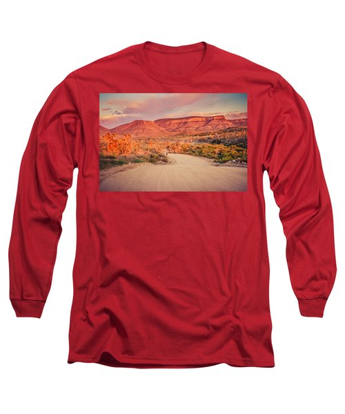 Eruptions On The Sun Long Sleeve T-Shirt