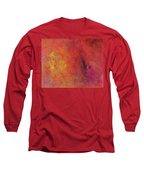 Escaping Spirits Long Sleeve T-Shirt by Ralph White