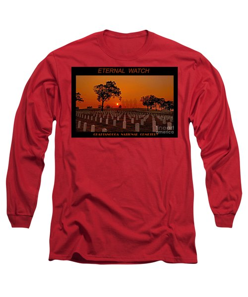Eternal Watch Long Sleeve T-Shirt