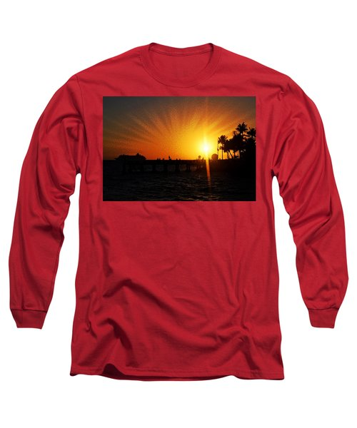 Eventide Long Sleeve T-Shirt by JAMART Photography