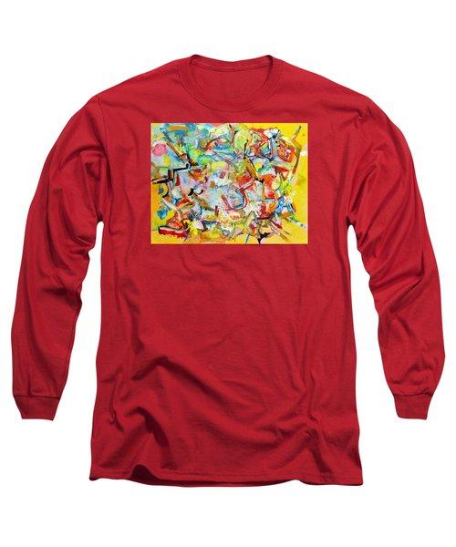 Evolving Logic Long Sleeve T-Shirt
