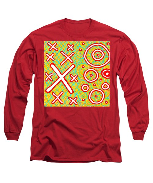 Exes And Ohs Long Sleeve T-Shirt