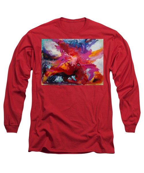 Exploring Forms Long Sleeve T-Shirt