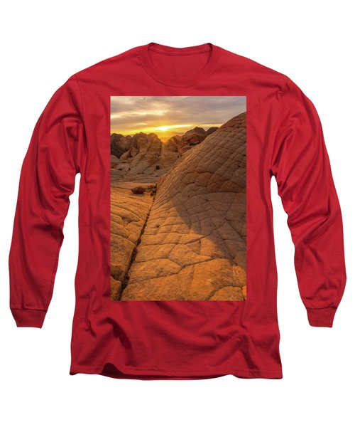 Exploring New Worlds Long Sleeve T-Shirt by Dustin LeFevre