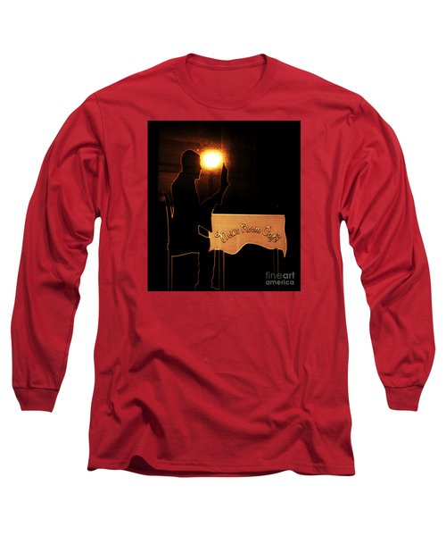 Extra Extra End Of An Era Long Sleeve T-Shirt