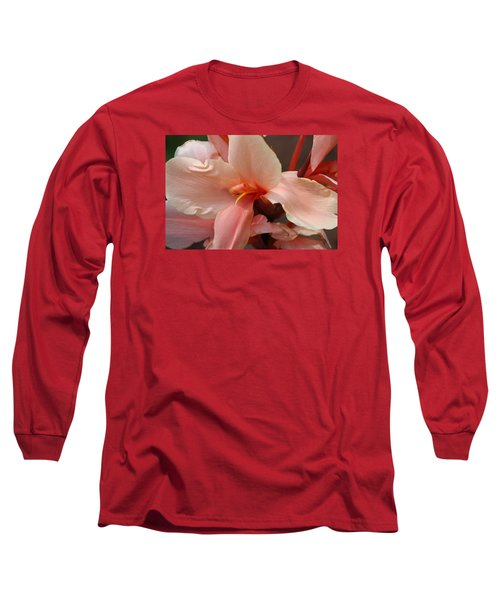 Exuberant Heart Long Sleeve T-Shirt
