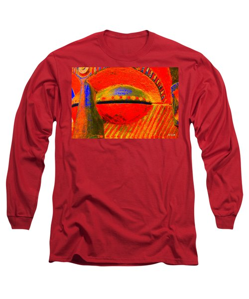 Eye C U Long Sleeve T-Shirt