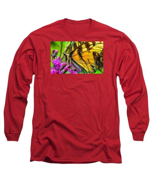 Eye Of The Tiger 3 Long Sleeve T-Shirt