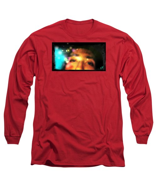 Eyes To The Soul Long Sleeve T-Shirt