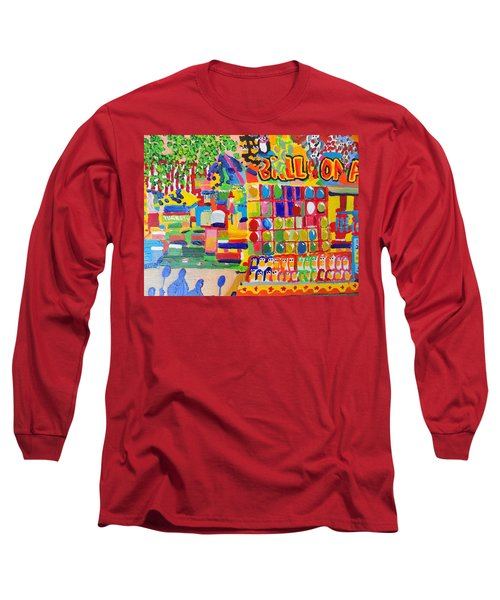 Fair Balloons Long Sleeve T-Shirt