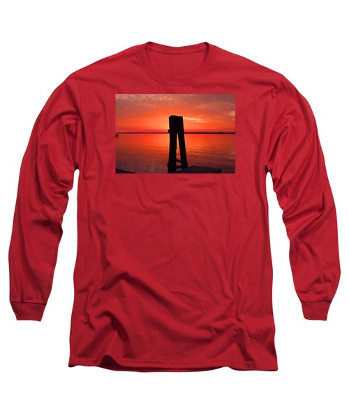 Faith Reunites Us Long Sleeve T-Shirt by Michiale Schneider